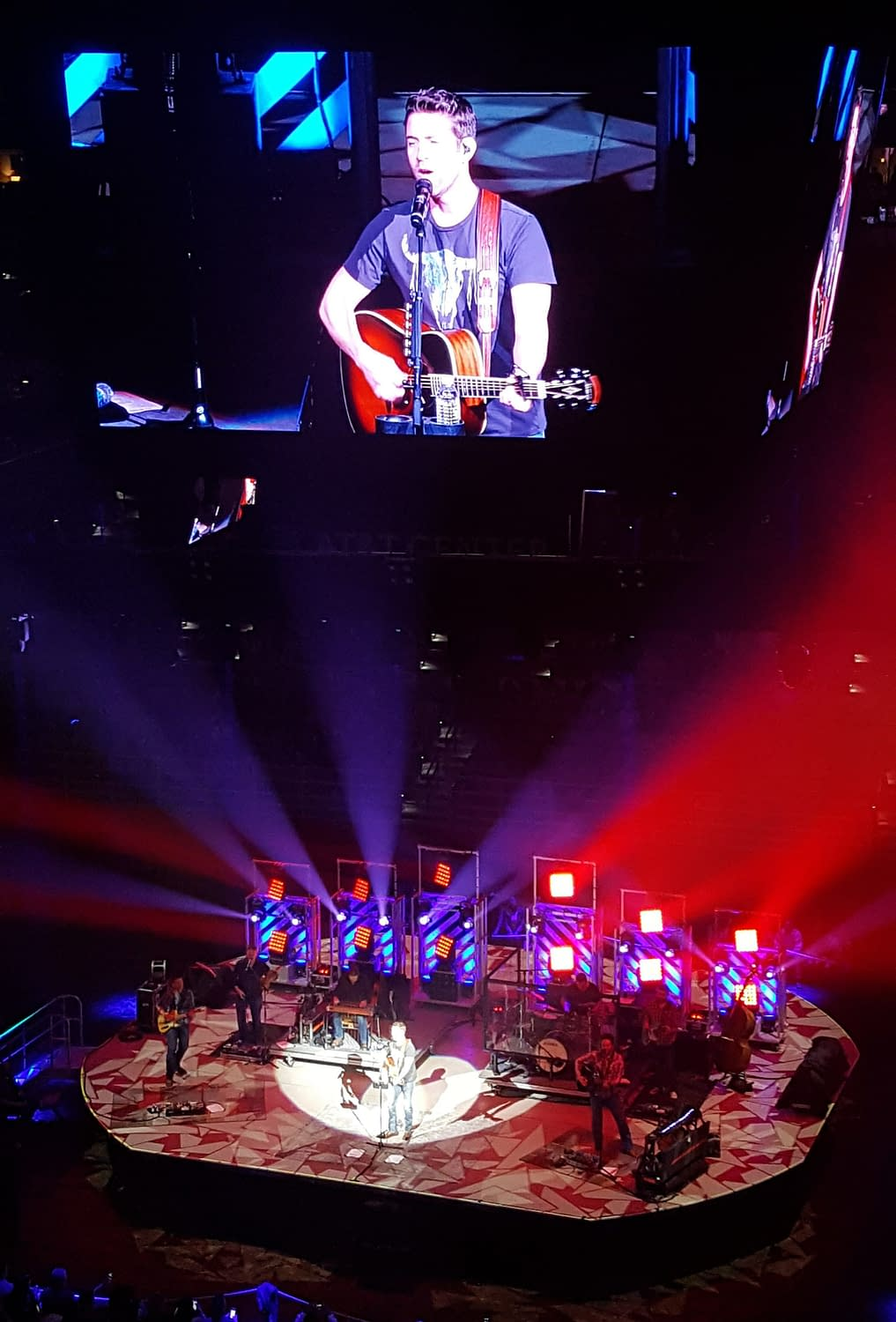 Josh Turner Live in Concert after the Rodeo