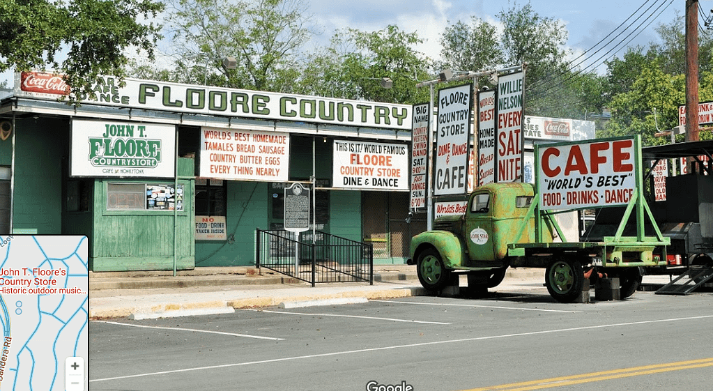 Floores Country Store