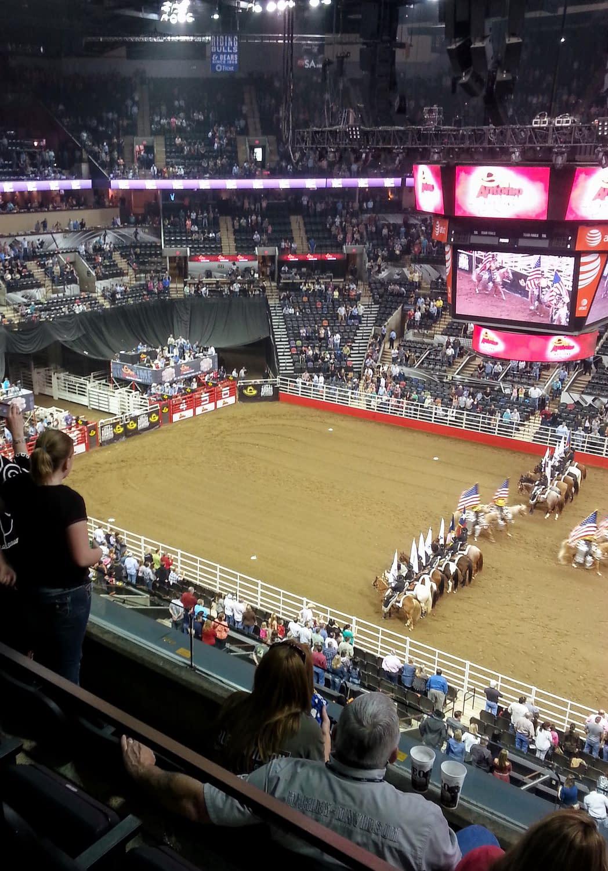 Largest Indoor Rodeo