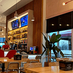 interior of torchy's tacos
