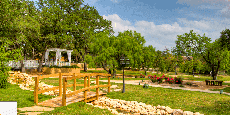 Gardens at Old Town Helotes